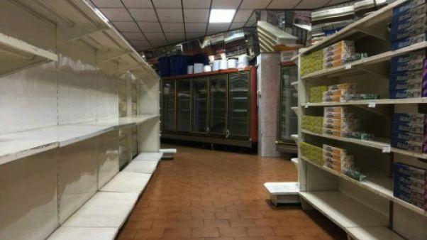 Venezuela: début d'année difficile, la crise perdure