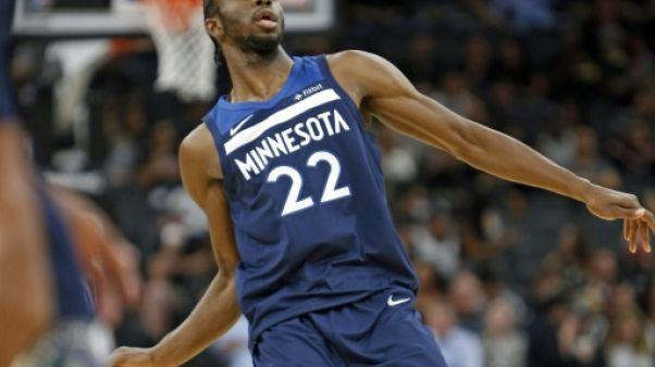 NBA: les Timberwolves dévorent les Cavaliers