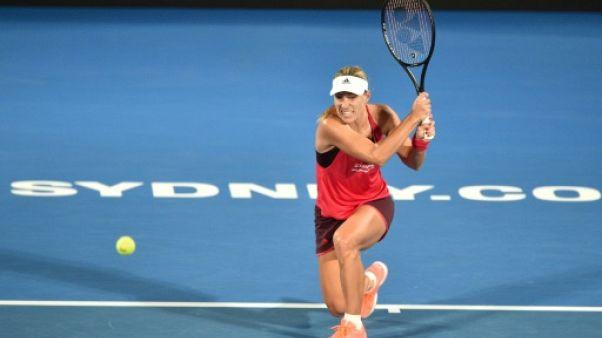 Tennis: Kerber élimine Venus Williams au 2e tour à Sydney