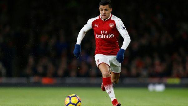 Arsenal: pas encore reçu d'offre pour Sanchez assure Wenger