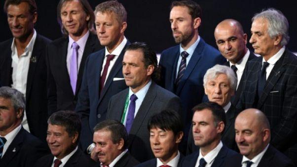 Mondial-2018: réunion de travail entre la Fifa et les sélections fin février