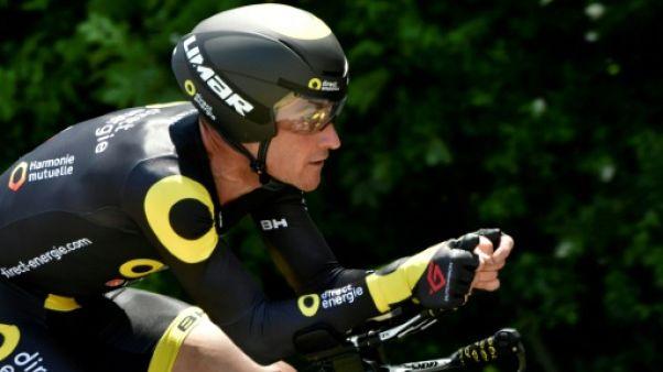 Cyclisme: entre ASO et France Télévisions, Voeckler veut trouver sa voie