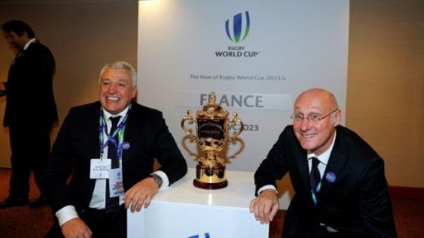 """Mondial-2023 en France: """"Que ce soit la meilleure Coupe du monde"""" (World Rugby)"""