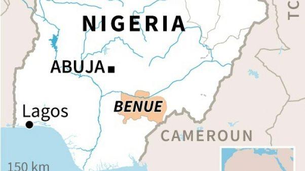 Nigeria: au moins 80 morts dans des violences intercommunautaires