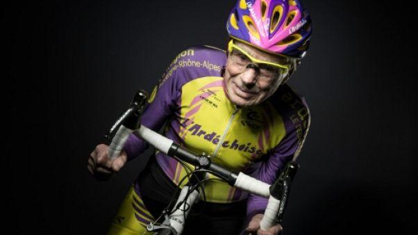 Cyclisme: Robert Marchand prend sa retraite sportive... à 106 ans