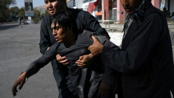Afghanistan: des cellules de l'EI actives en plein Kaboul