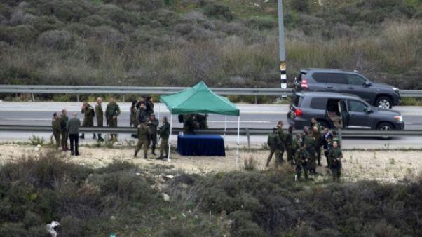 Appels à la vengeance aux funérailles d'un colon israélien tué en Cisjordanie