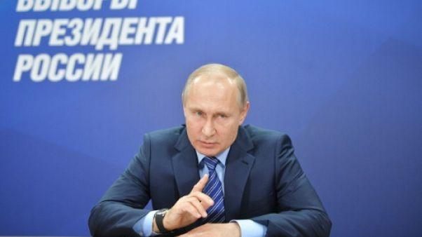 """Sur 200 pages, les démocrates du Sénat américain détaillent la """"menace"""" Poutine"""
