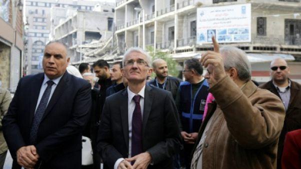 Syrie: 100.000 déplacés en un mois de combats aux portes d'Idleb (ONU)