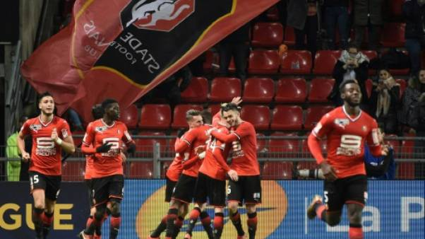 Coupe de la Ligue: Rennes vient à bout de Toulouse et file en demi-finales