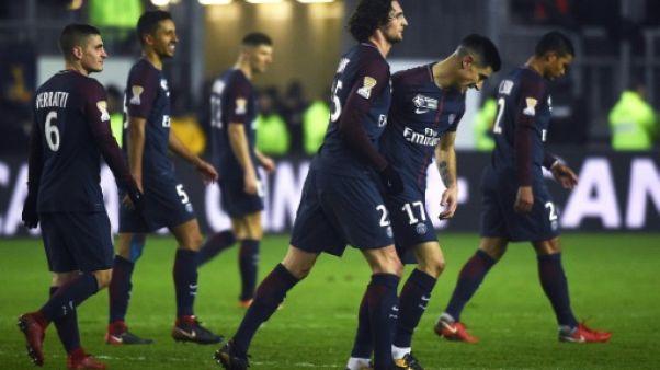 Coupe de la Ligue: le PSG, Rennes et Montpellier en demi-finales
