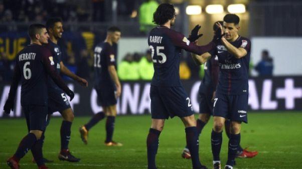 Coupe de la Ligue: Rennes-PSG et Monaco-Montpellier en demi-finales