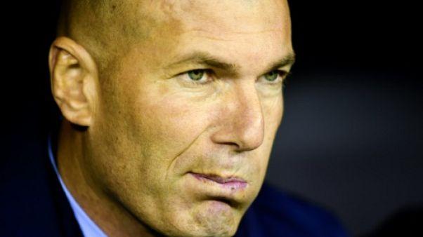 Coupe du Roi: Zidane prolonge, le Real peine mais passe