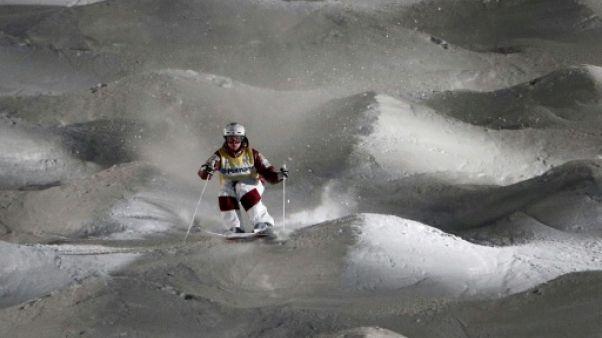 Ski: Kingsbury sur sa planète, Laffont en or à Deer Valley