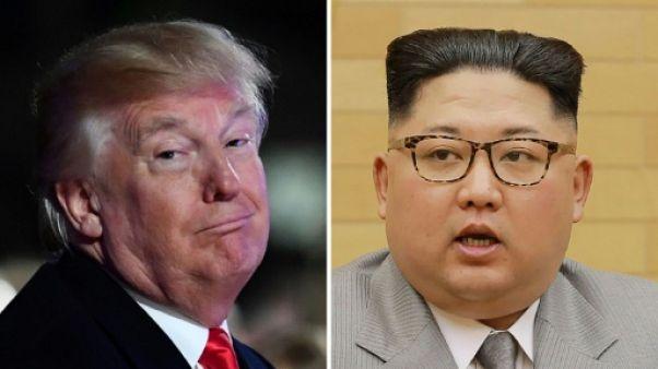 Corée: La rhétorique belliqueuse de Trump a peut-être payé