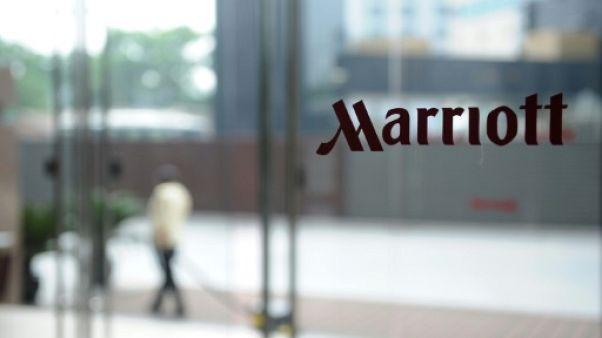 Chine: Marriott dans l'embarras après une bourde diplomatique