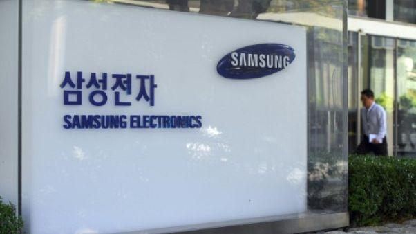 Violation des droits de l'Homme dans des usines en Chine: nouvelle plainte contre Samsung