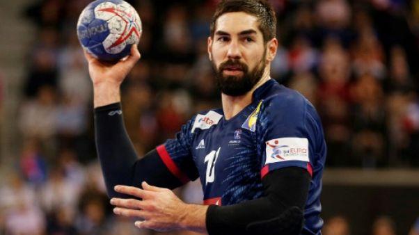 """Euro de hand: la mission de Nikola Karabatic """"être le garant des valeurs de l'équipe de France"""""""