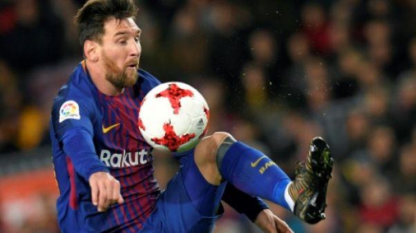 Coupe du Roi: Barcelone surclasse le Celta Vigo