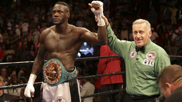 Boxing - Wilder sentenced to community service for marijuana possession
