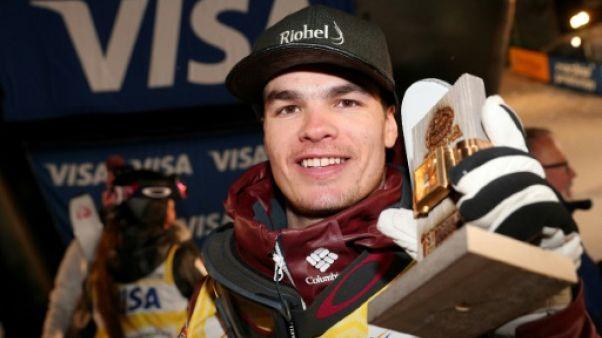 Ski freestyle: Kingsbury signe sa 48e victoire en Coupe du monde
