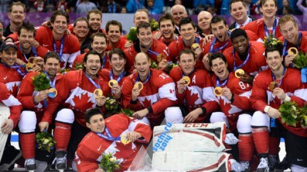 JO-2018: le Canada vise un 3e titre consécutif en hockey avec des vétérans