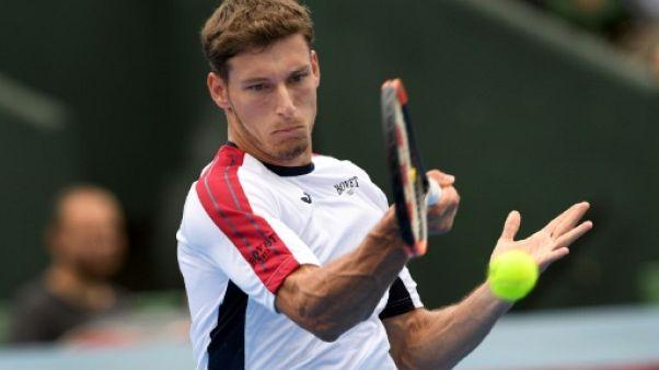 Tennis: Pablo Carreno et Belinda Bencic font le plein de confiance à Kooyong
