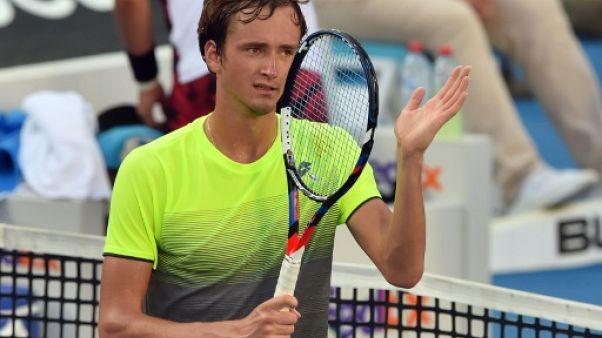 Tennis: Medvedev et de Minaur pour une première à Sydney