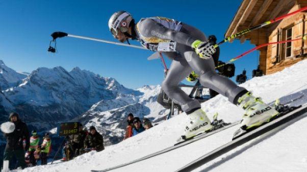 Ski: pour dompter le Lauberhorn, il faut avoir une bonne descente