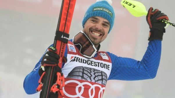 Ski: l'Italien Peter Fill remporte le petit globe du combiné