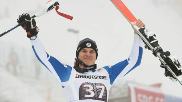 """Ski: """"Les skieurs russes sont propres"""", selon Trikhichev"""