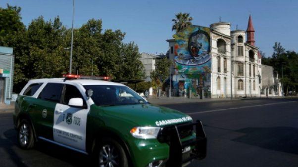 Chili: des églises visées par des engins incendiaires avant la visite du pape
