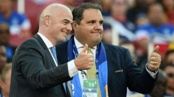 """Le président de la Concacaf apporte son soutien aux """"pays de merde"""" fustigés par Trump"""