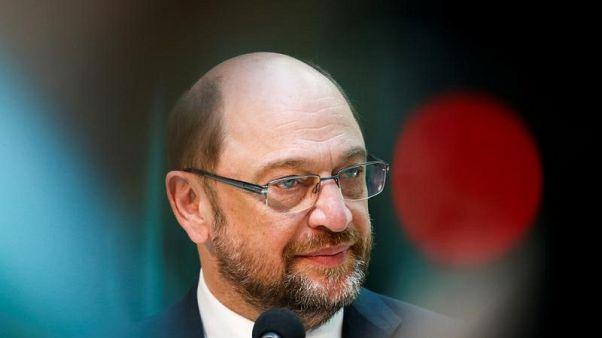 مارتن شولتز: الاتحاد الأوروبي سيكون له وزير للمالية