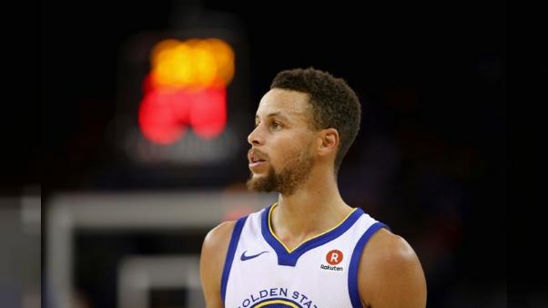 NBA: Stephen Curry encore indisponible pour Golden State
