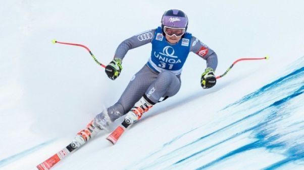 Ski: 2nd entraînement de la descente de Bad Kleinkirchheim dimanche avant la course