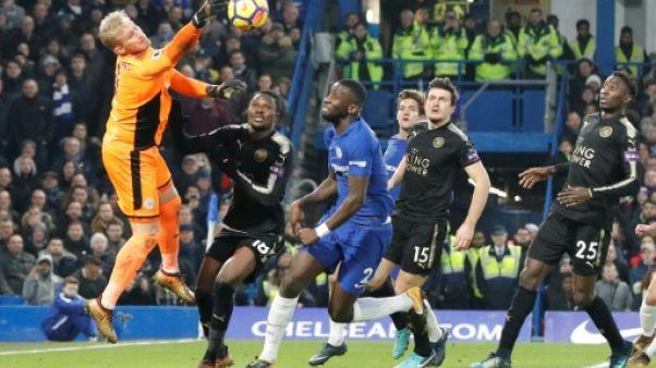Angleterre: Chelsea encore frustré, Tottenham sur sa lancée