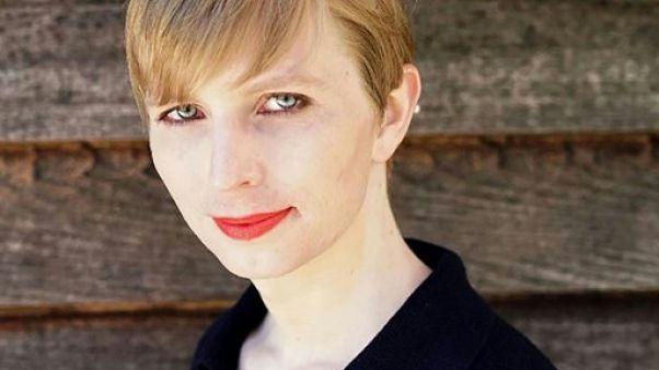 Chelsea Manning candidate au Sénat des Etats-Unis