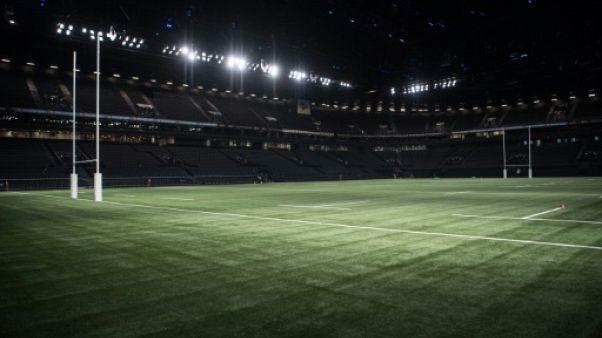 Rugby: la U Arena, enceinte sur mesure pour le Racing face au Munster