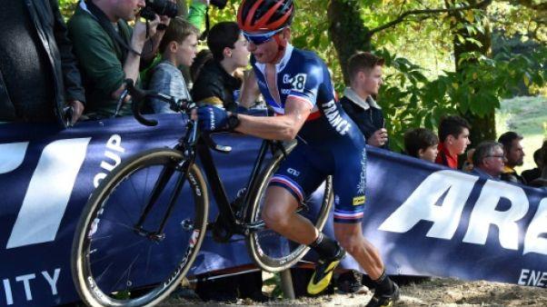 Cyclo-cross: Venturini revient à point nommé aux Championnats de France