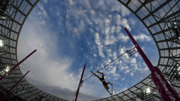 Saut à la perche: Guillon-Romarin égale le record de France dames avec 4,71 m