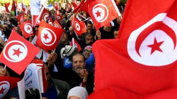 La Tunisie, sous tension, marque le 7e anniversaire de sa révolution