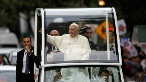 """Chili: le pape François appelle au respect des """"droits"""" des indigènes"""