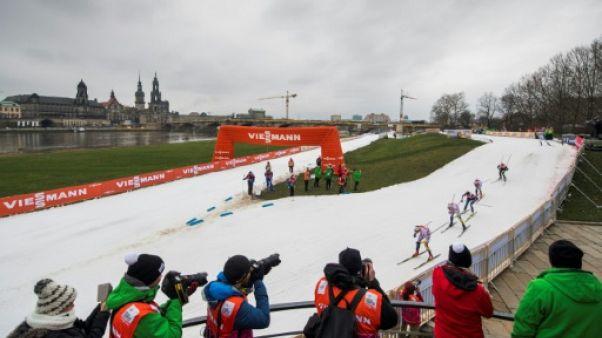 Ski de fond: la Suède domine le sprint par équipes féminin à Dresde