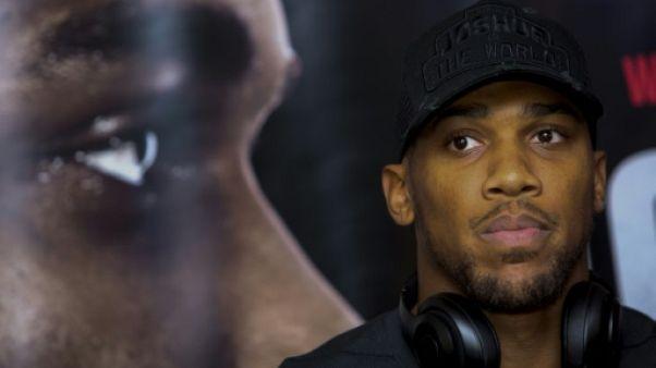 Boxe: Joshua affrontera Parker le 31 mars pour les titres WBA, IBF et WBO