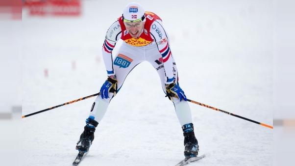 Combiné nordique: le Norvégien Schmid vainqueur à Val di Fiemme