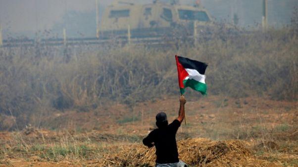 Le corps d'un Palestinien handicapé tué à Gaza exhumé pour enquête