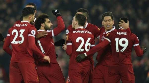 "Angleterre: Liverpool renverse Manchester City dans un gros ""bang"""