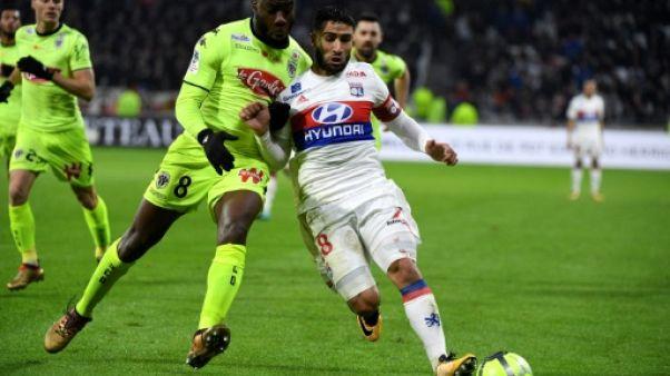 Ligue 1: décevant, Lyon laisse la 2e place à Monaco