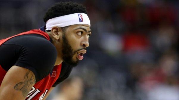 NBA: Anthony Davis écoeure les Knicks avec 48 points